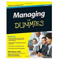 Wiley MANAGING DUMMIES 3/E