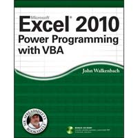 Wiley EXCEL 2010 POWER PROG