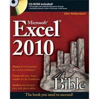 Wiley EXCEL 2010 BIBLE