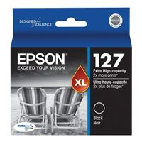 Epson 127 Extra High-Capacity Black Ink Cartridge
