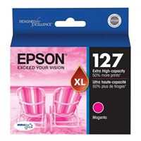 Epson 127 Extra High Capacity Magenta Ink Cartridge