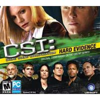 Encore Software CSI 4 Hard Evidence JC (PC)