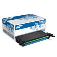Samsung CLT-C508S Cyan Laser Toner Cartridge
