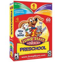 Knowledge Adventure JumpStart Advanced Preschool V3.0 (PC)