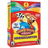 Knowledge Adventure JumpStart Advanced Kindergarten V3.0 (PC)