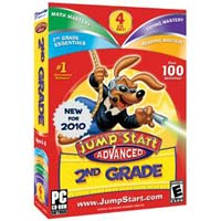 Knowledge Adventure JumpStart Advanced 2nd Grade V3.0 (PC)
