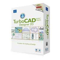 IMSI TurboCAD Mac Designer 2D (Mac)