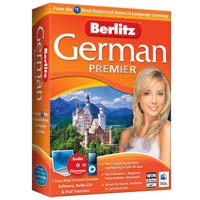 Nova Development Berlitz German Premier (Mac)