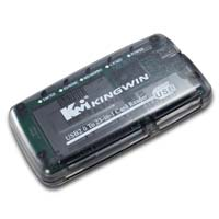 Kingwin 23-In-1 Universal Card Reader/Writer