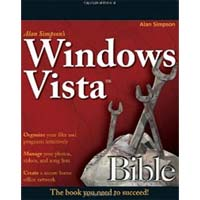 WINDOWS VISTA BIBLE