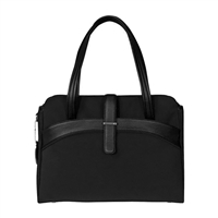 "Samsonite Camelot Notebook Tote Fits LCD Screens up to 15.6"" Black"