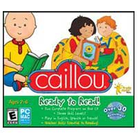 Encore Software Caillou: Ready To Read