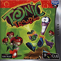 PC Treasures Tonic Trouble (PC)