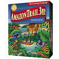 PC Treasures Amazon Trail 3rd Edition (PC/Mac)