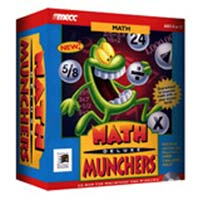 PC Treasures Math Munchers (PC)