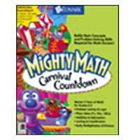 PC Treasures Mighty Math Carnival Countdown (PC/Mac)