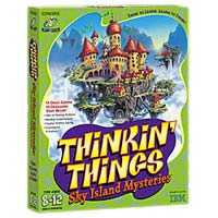 PC Treasures Thinkin' Things Sky Island Mysteries (PC)