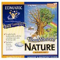 PC Treasures Theme Weavers Nature Activity Kit (PC/Mac)