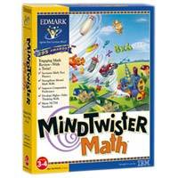 PC Treasures MindTwister Math (PC/Mac)