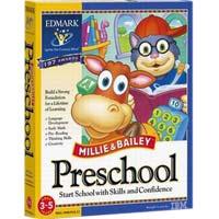 PC Treasures Millie and Bailey Preschool (PC/Mac)