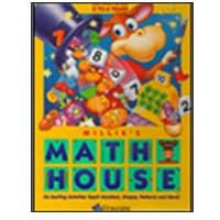 PC Treasures Millie's Math House (PC/Mac)
