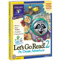 PC Treasures Let's Go Read 2: An Ocean Adventure (PC/Mac)
