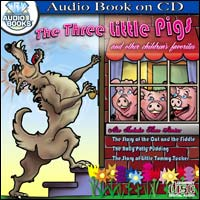 PC Treasures The Three Little Pigs & other Children's Favorites