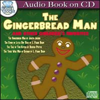 PC Treasures The Gingerbread Man and other Children's Favorites