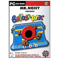 PC Treasures Mr. Noisy Presents Balloon War (PC)