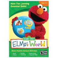 Nova Development Sesame Street Elmo's World (PC / Mac)