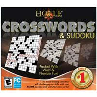 Encore Software HOYLE Crosswords & Sudoku (PC)