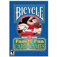 Encore Software Bicycle Family Card Games (PC)