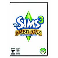 Electronic Arts The Sims 3: Ambitions (Win/Mac)