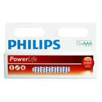 Philips Alkaline AAA 12 Pack