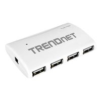 Trendnet 7-Port High Speed USB Hub w/ Power Adapter