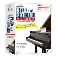 eMedia Piano & Keyboard Method v3 (Win/Mac)