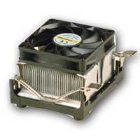 Cooljag Silent CPU Cooling Fan for Pentium 4 Socket 478
