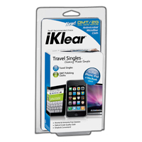 Meridrew Enterprises iKlear Travel Singles Kit
