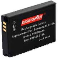 Digipower Digipower BP-NKL10 Replacement Li-Ion Battery for Nikon EN-EL10