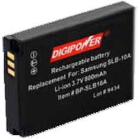 Digipower BP-NKL12 Replacement Li-Ion Battery for Nikon EN-EL12