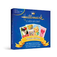 Nova Development Hallmark Card Studio Special Edition