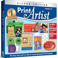 Nova Development Print Artist Silver 22