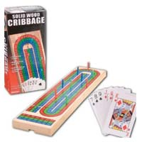 Pressman Toys CRIBBAGE WITH CARDS