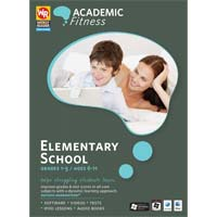 JC Research Academic Fitness: Elementary School v2 (PC / MAC)
