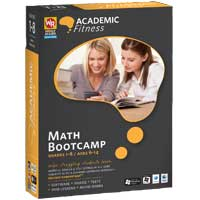 JC Research Academic Fitness Math Bootcamp Grades 1-8 v2 (PC/Mac)