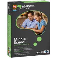 JC Research Academic Fitness Middle School v2.0 (PC/Mac)
