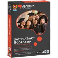 JC Research Academic Fitness SAT/PSAT/ACT Bootcamp v2 (PC/Mac)