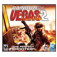 Ubisoft Tom Clancy's Rainbow Six:  Vegas 2 (PC)