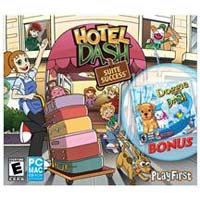 Encore Software Hotel Dash and Doggie Dash JC (PC / MAC)