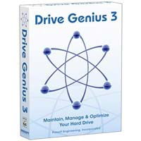 Prosoft Engineering Drive Genius 3 (Mac)